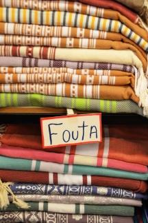Gefraiingde handdoeke word in Tunisiese hammams gebruik en is ideale geskenke om huis toe te bring