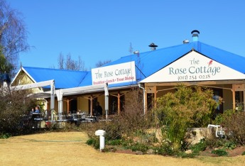 In the Main Road of Dullstroom there are numerous establishments that all appear very inviting
