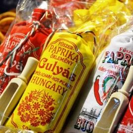 Jy kan nie Hongarye besoek sonder om paprika terug huis toe te bring nie