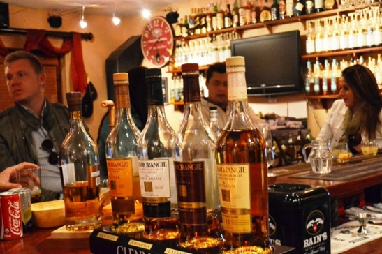 Wild About Whisky has the most whiskeys in one bar in the southern hemisphere
