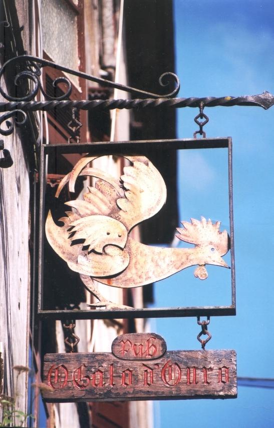 Daar's nie net seekos in Santiago di Compostela se restaurante nie