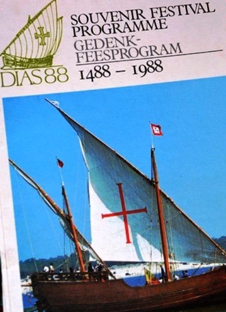 Dias in Mosselbaai Gedenkfeesprogram R42