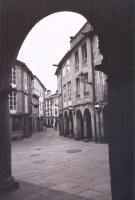 Dit voel of jy 'n ander realiteit betree as jy in Santiago di Compostela begin rondloop