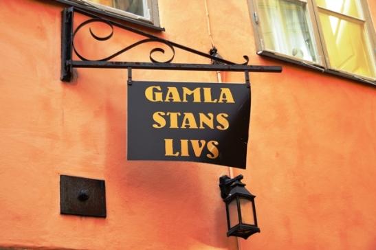Gamla Stan is die Ou Stad van Stockholm