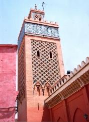 In Marrakesj, Marokko is speserymarkte te kies en te keur