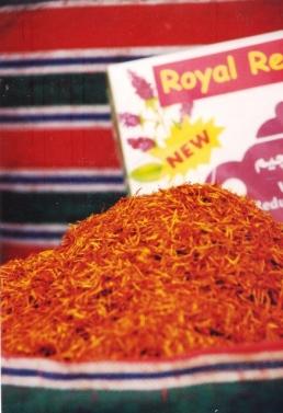 Maak seker dat jy regte saffraan van goeie kwaliteit kry as jy saffraan in Egipte aankoop