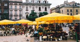'n Markdag in Krakow