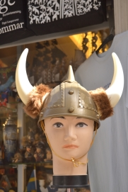 A Viking hat for sale