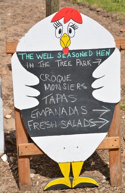 Besoek The Well Seasoned Hen by Franschhoek Mark op Saterdae van 9h tot 3h