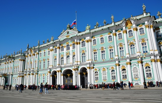 Set aside a few hours for your visit to the Hermitage, partly located in the Winter Palace