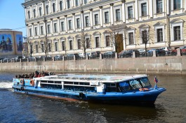 Some say the best way to view Saint Petersburg is from the water