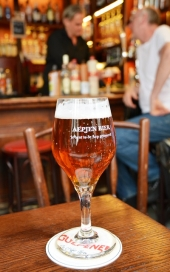 Don't neglect to have an Aepjen beer at In't Aepjen bar when visiting Amsterdam