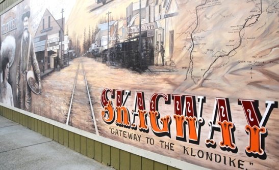 In the late 1890s Skagway had 70 saloons and dancehalls