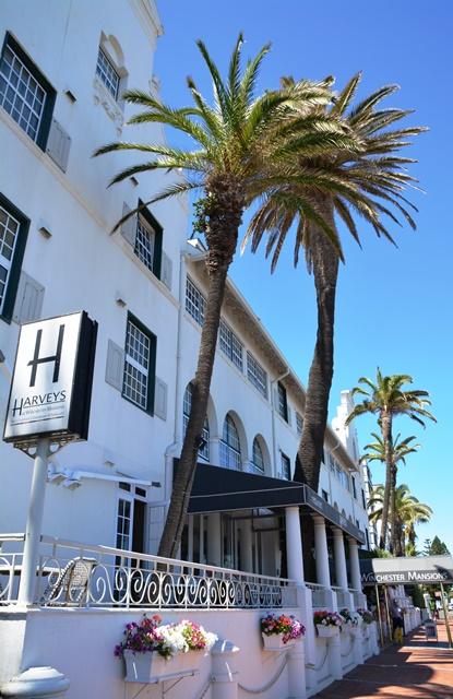 Winchester Mansions in Seepunt was een van die oorspronklike lede van Cape Country Routes