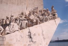 Lissabon se stadsvaders is - met reg- baie trots op hul skeepsvaartgeskiedenis