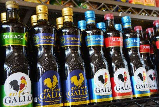 Soos die ander Mediterreense lande gebruik die Portugese baie olyfolie in hul kookkuns