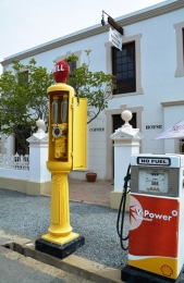 The Coffee House in Matjiesfontein