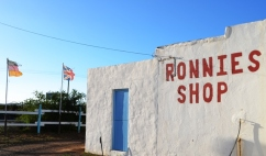 Ronnie's....