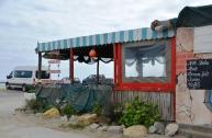 By Nemos in Port Nolloth eet jy die heerlikste calamari oorkant die see
