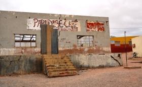 Die Paradise-kafee op Kuboes bestaan nog net in naam